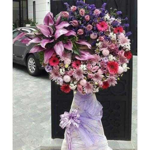 Bộ sưu tập mẫu hoa chia buồn ở thành phố Nha Trang