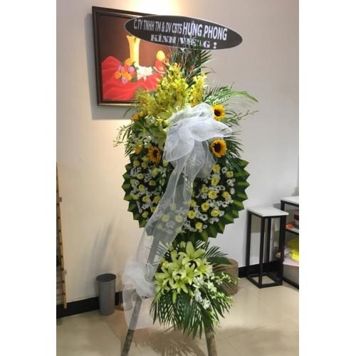 Bộ sưu tập mẫu hoa chia buồn ở thành phố Quảng Ngãi