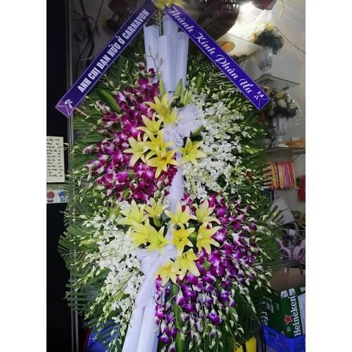 Bộ sưu tập mẫu hoa chia buồn ở Vũng Tàu
