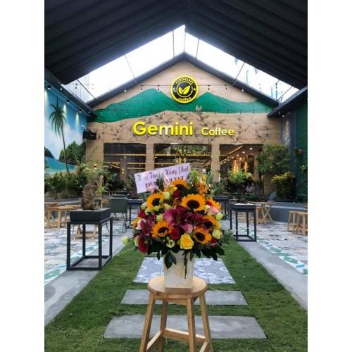 Bộ sưu tập mẫu hoa chúc mừng khai trương thành phố Nha Trang
