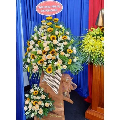 Bộ sưu tập mẫu hoa chúc mừng khai trương tại Vũng Tàu