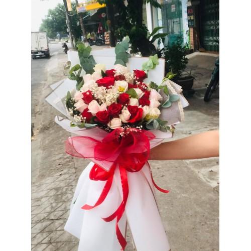 Bộ sưu tập mẫu hoa mừng sinh nhật tại Tam Kỳ