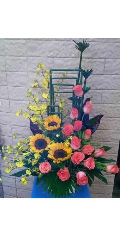 Hoa sinh nhật nhỏ