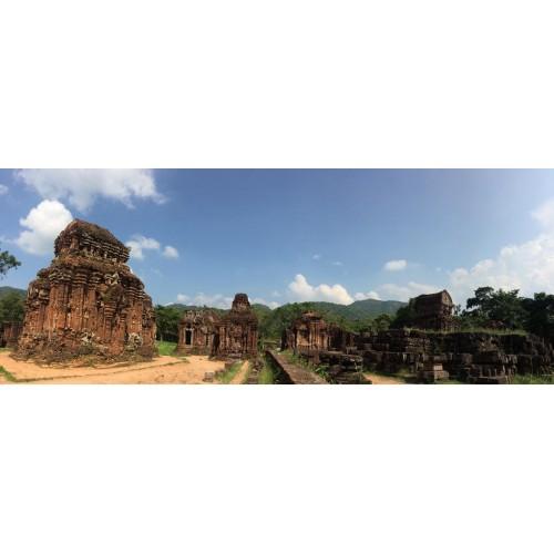 Tham quan Thánh địa Mỹ Sơn - Duy Xuyên, Quảng Nam