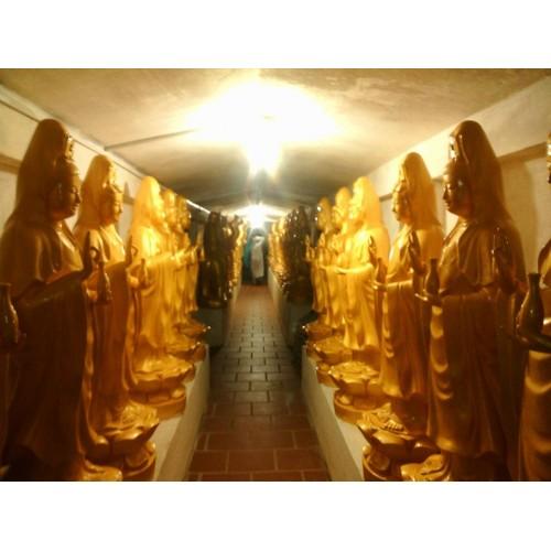 Thăm chùa Phú Sơn, huyện Núi Thành