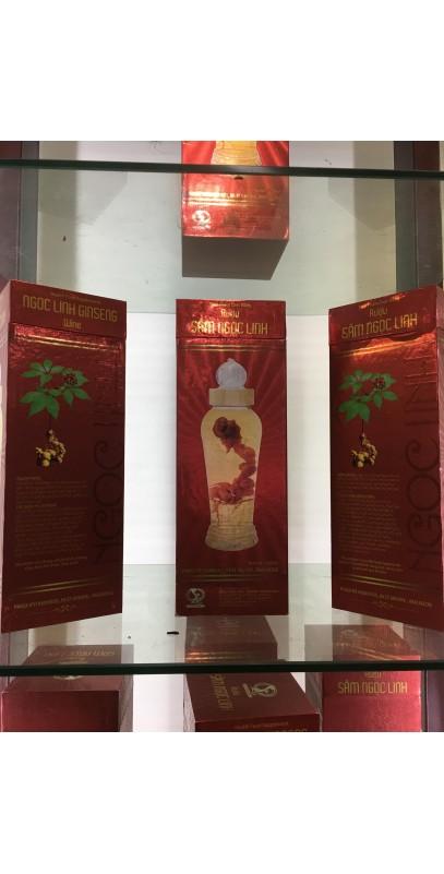Rượu sâm Ngọc Linh chai 1.200ml