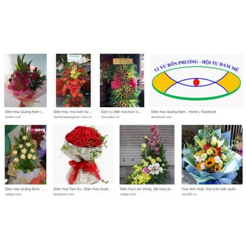 Shop hoa Hà Tĩnh