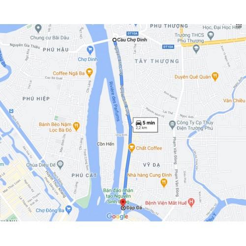 Shop hoa ở Huế đường Nguyễn Sinh Cung