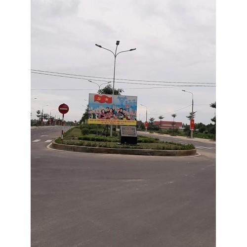 Shop hoa thị trấn Hà Lam, Thăng Bình