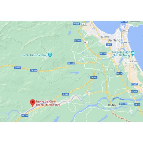 Diễn biến trận Thượng Đức, huyện Đại Lộc