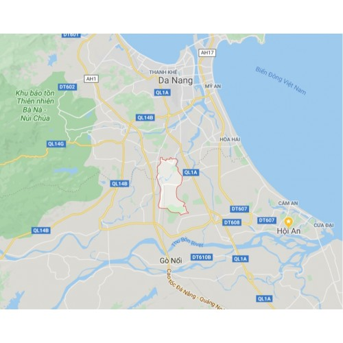 Công ty Điện hòa Quảng Nam