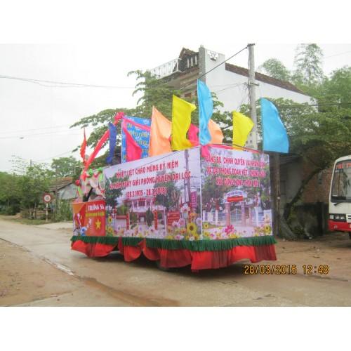 Gửi điện hoa Đại Lộc