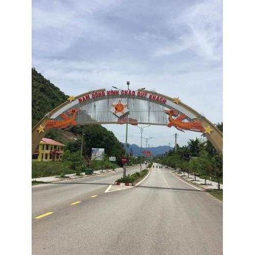 Gửi điện hoa huyện Nam Đông