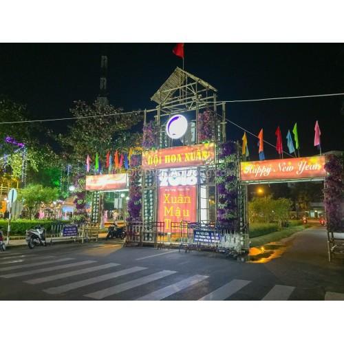 Hội Hoa xuân Nha Trang - Khánh Hòa 2020