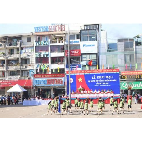 Gửi điện hoa quận Hải Châu - Đà Nẵng
