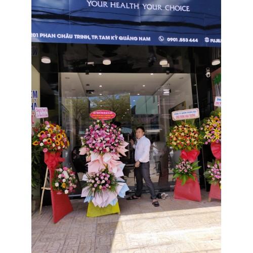 Đặt hoa huyện Duy Xuyên