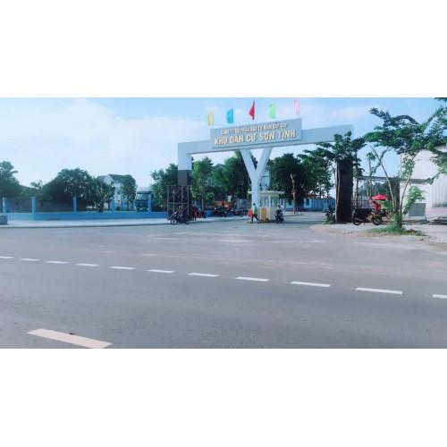 Shop hoa huyện Sơn Tịnh