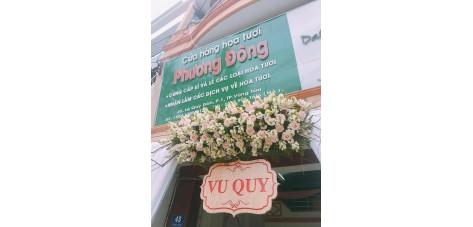 Shop hoa Vũng Tàu