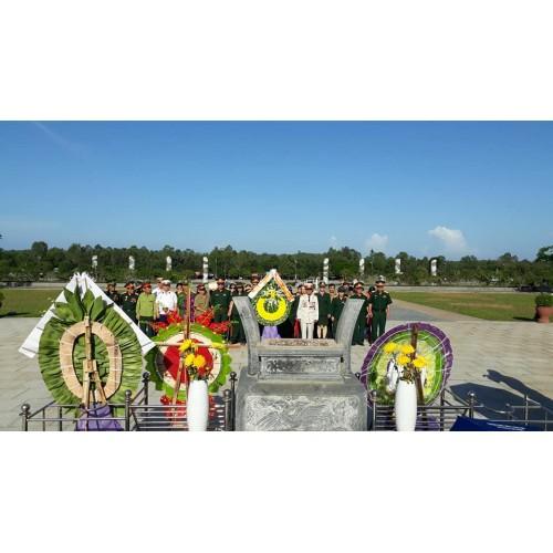 Mẹ Nguyễn Thị Thứ ở thị xã Điện Bàn