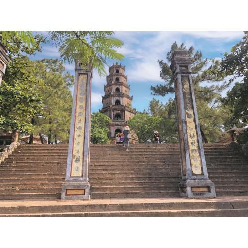 Mở rộng thành phố Huế