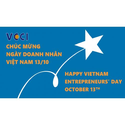 Ngày doanh nhân Việt Nam 13/10