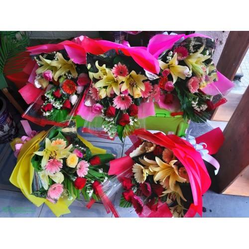 Shop hoa tươi tại Núi Thành