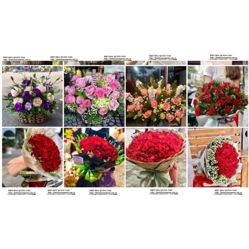 Shop hoa tại Quảng Ngãi