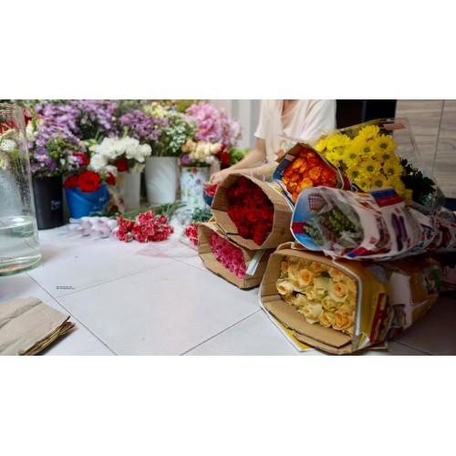 Shop hoa tươi ở thành phố Tam Kỳ
