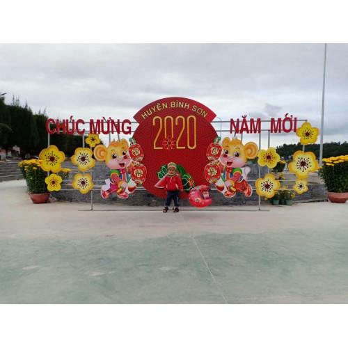 Thị trấn Châu Ổ, huyện Bình Sơn