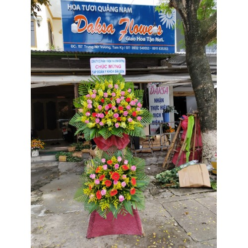 Thị trường hoa ngày Phụ Nữ Việt Nam 20/10