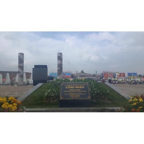 Tam Kỳ - Phong cảnh thành phố châu Á