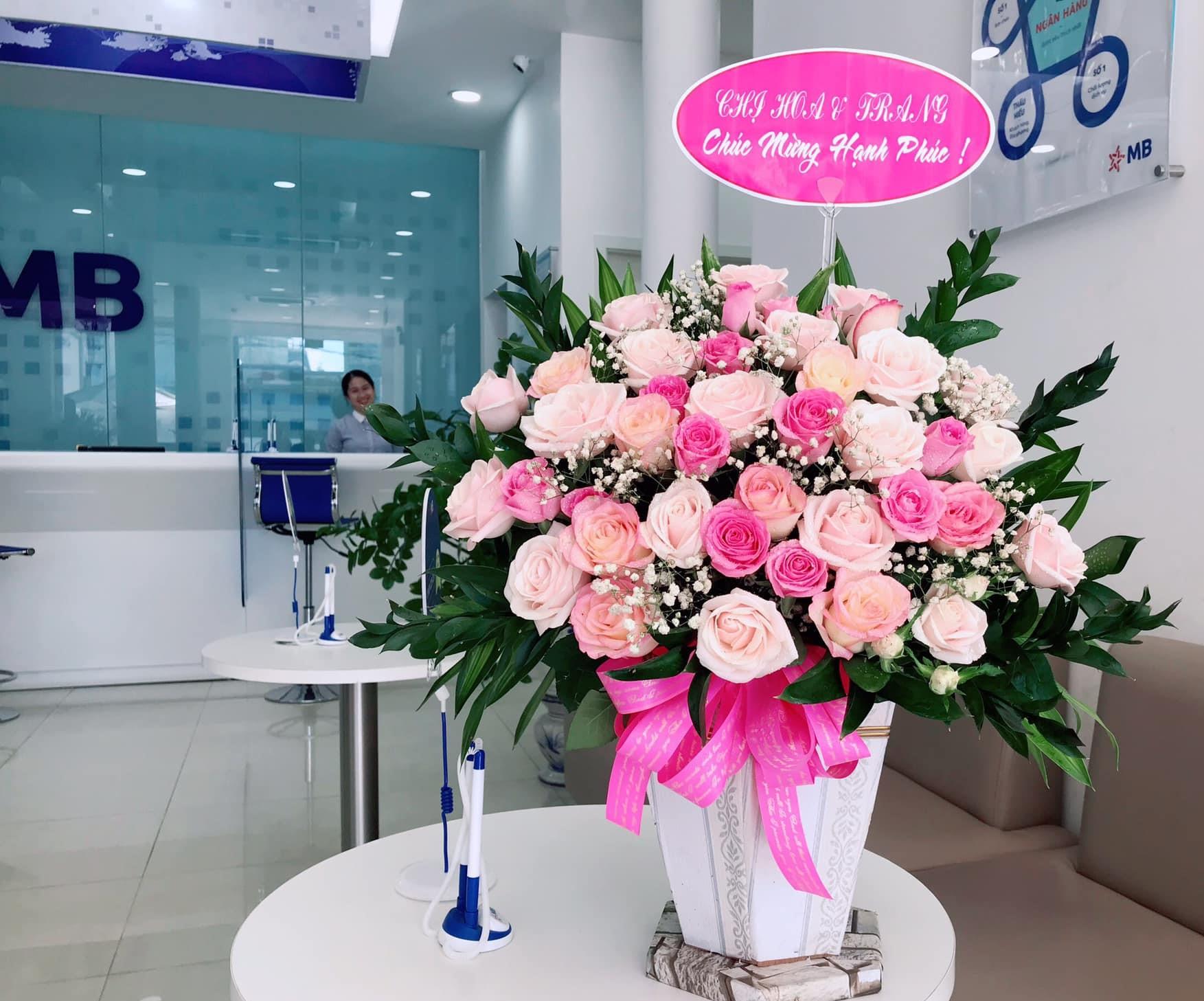 Cửa hàng hoa tươi huyện Bình Sơn