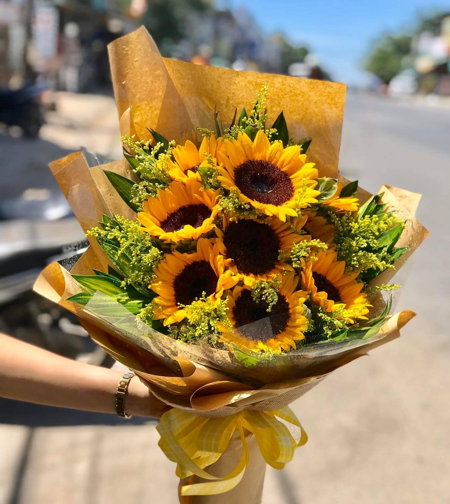Shop hoa tươi thị trấn Châu Ổ