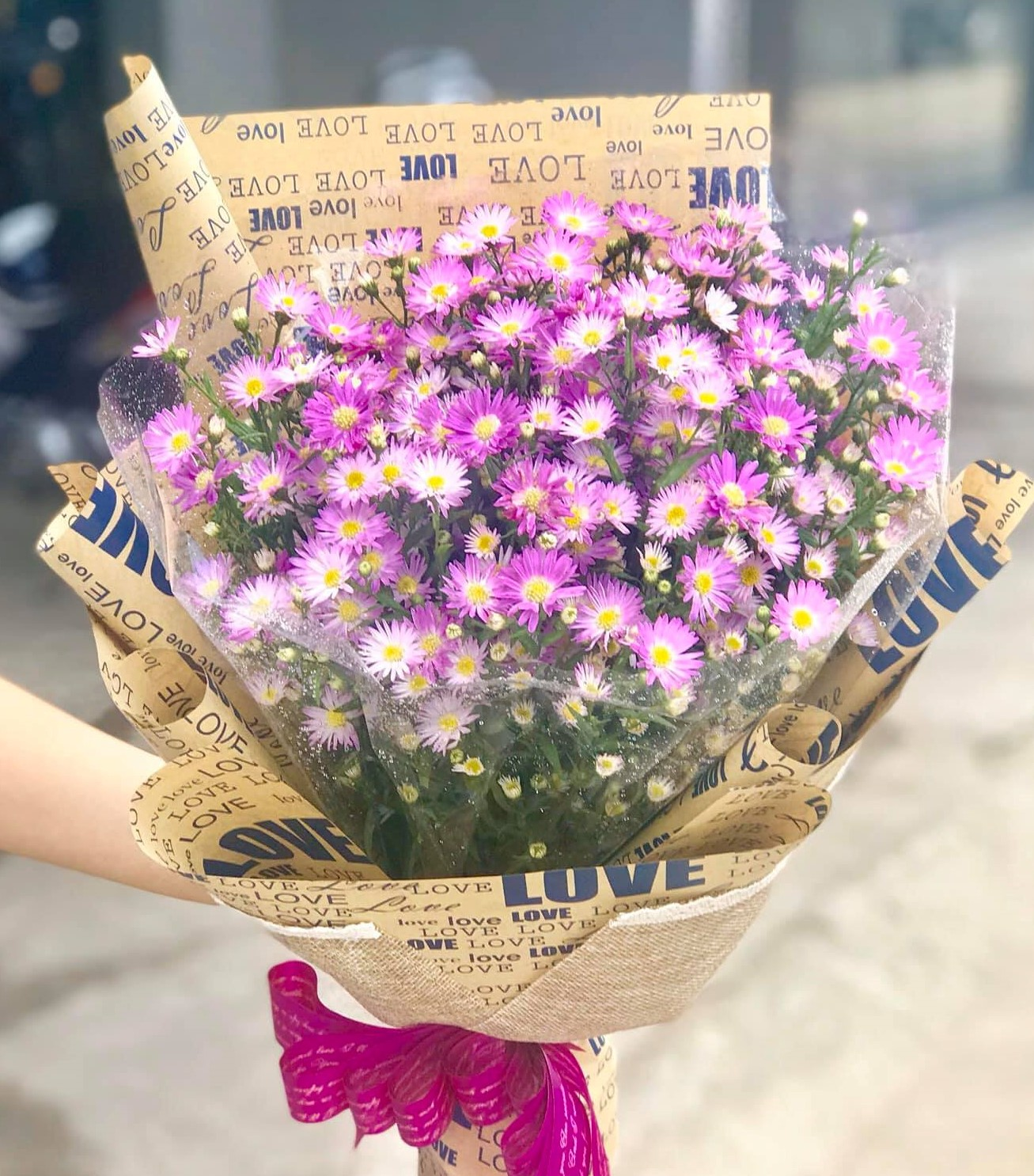 Cửa hàng hoa Châu Ổ
