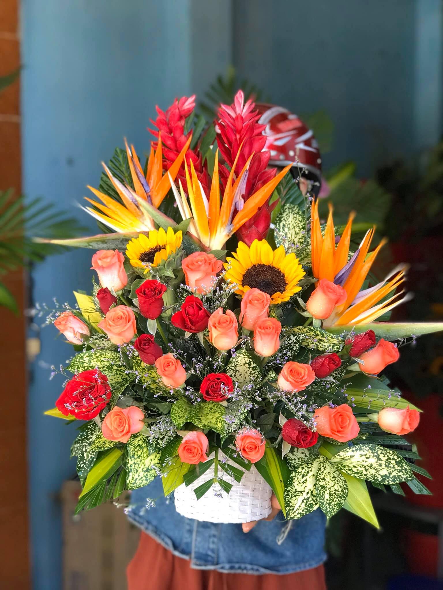 Cửa hàng hoa tươi Châu Ổ