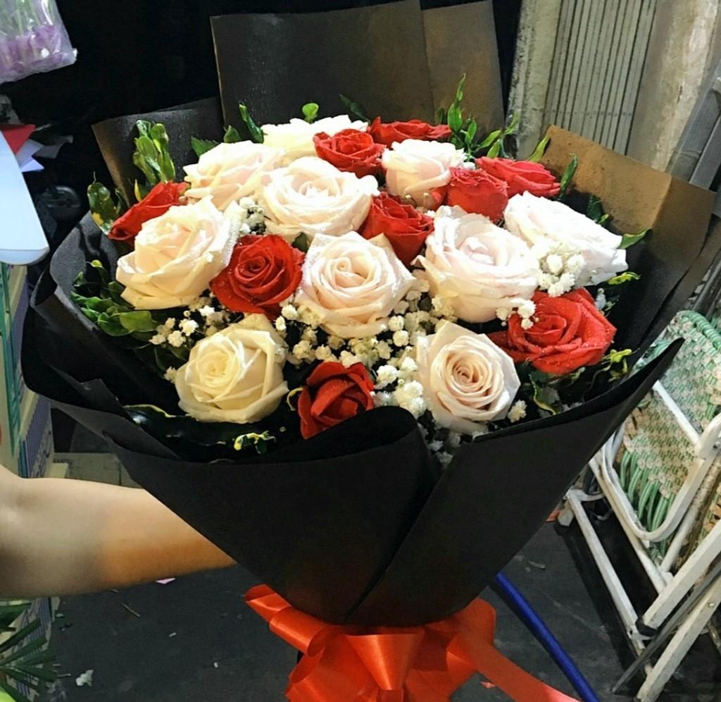 Cửa hàng hoa thành phố nha trang
