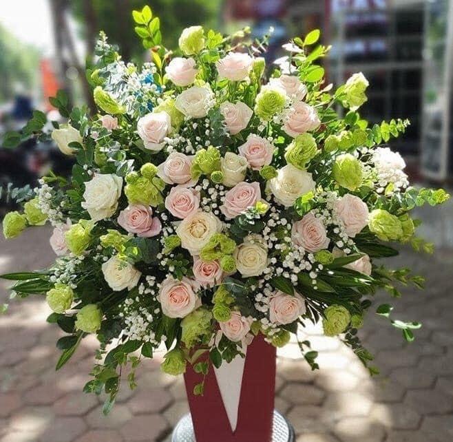 Gửi hoa sinh nhật nha trang