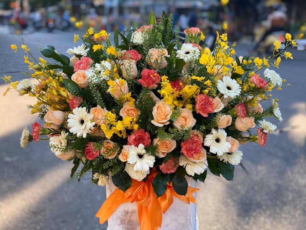 Cửa hàng hoa quảng ngãi