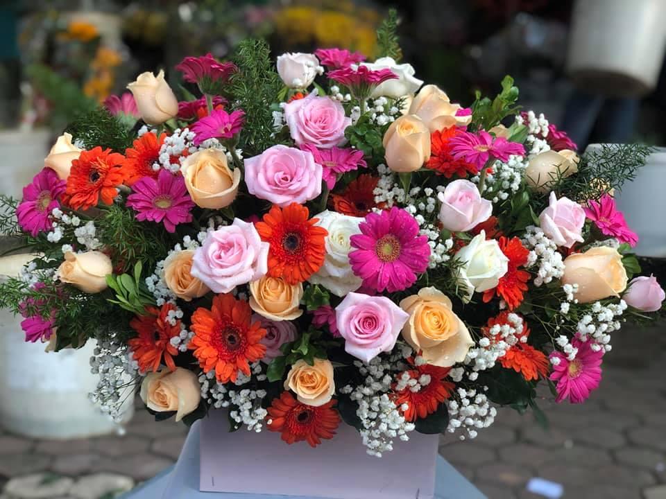 Cửa hàng hoa tươi thành phố quảng ngãi