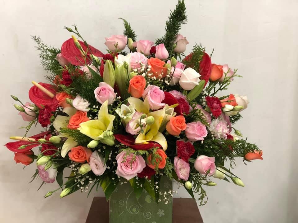 Gửi điện hoa sinh nhật quảng ngãi