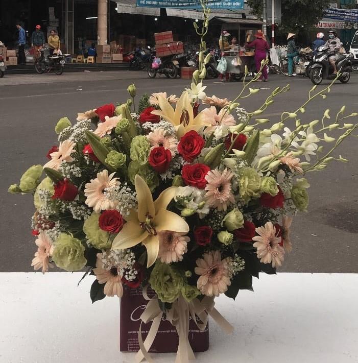 Gửi điện hoa sinh nhật thành phố quảng ngãi