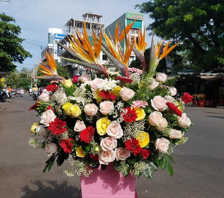 Điện hoa quảng ngãi