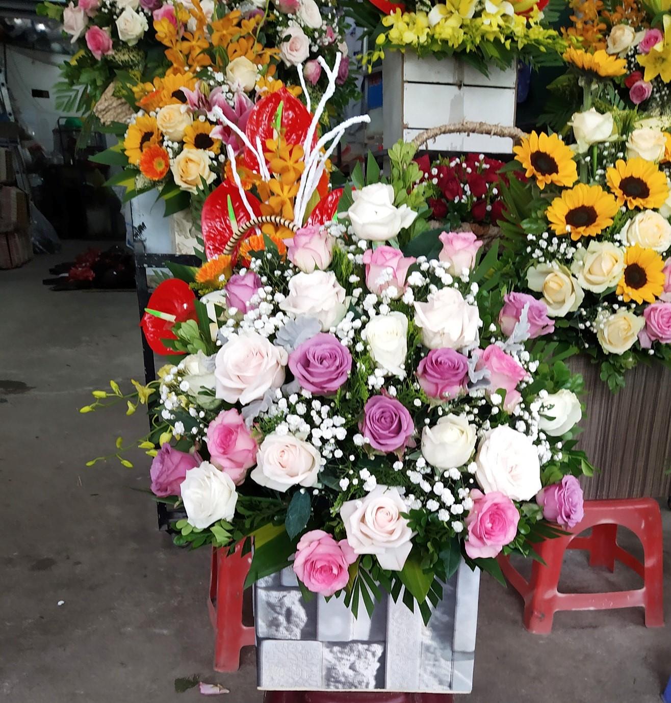 Shop hoa tươi Vinh
