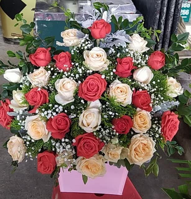 Hoa mừng sinh nhật
