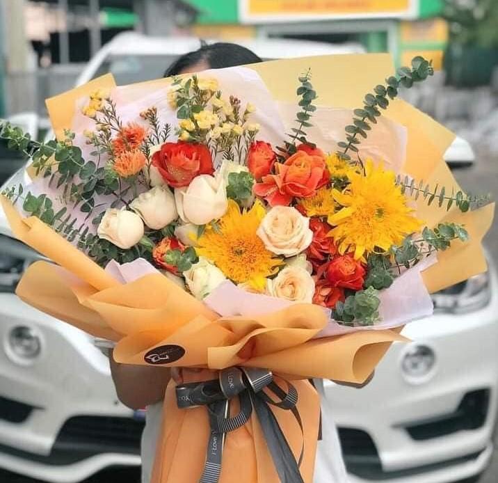 Shop hoa tươi thành phố Vinh