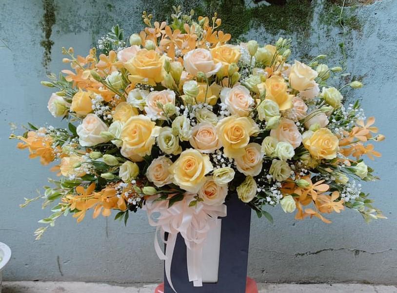 Gửi hoa chúc mừng sinh nhật thành phố Vinh