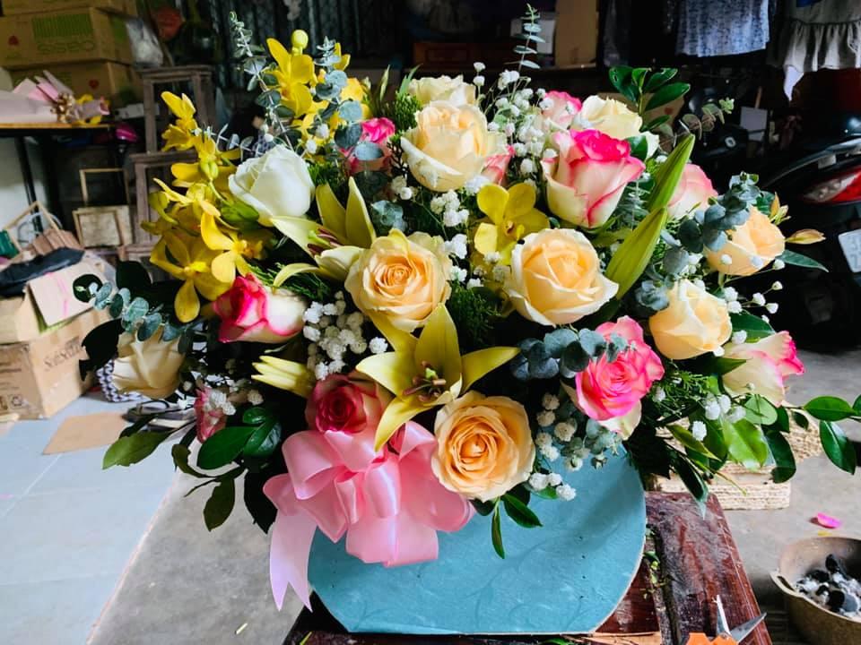 Sưu tập mẫu hoa mừng sinh nhật