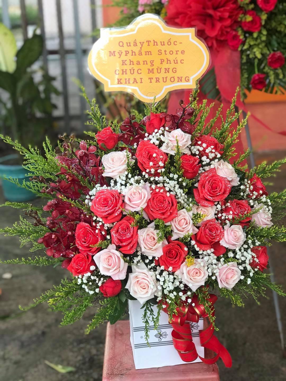 Điện hoa sinh nhật Vũng Tàu