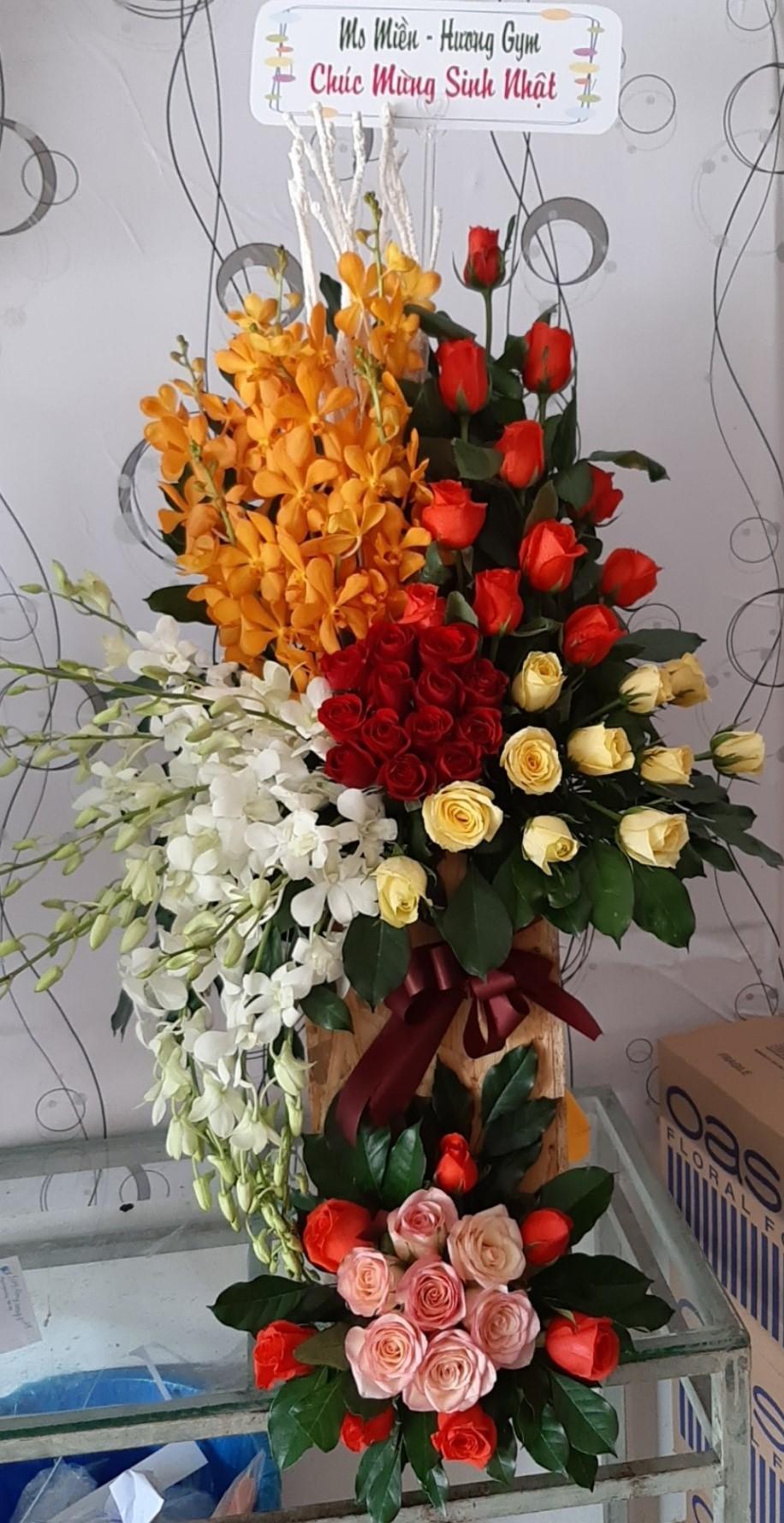 Shop hoa tươi Phương Đông