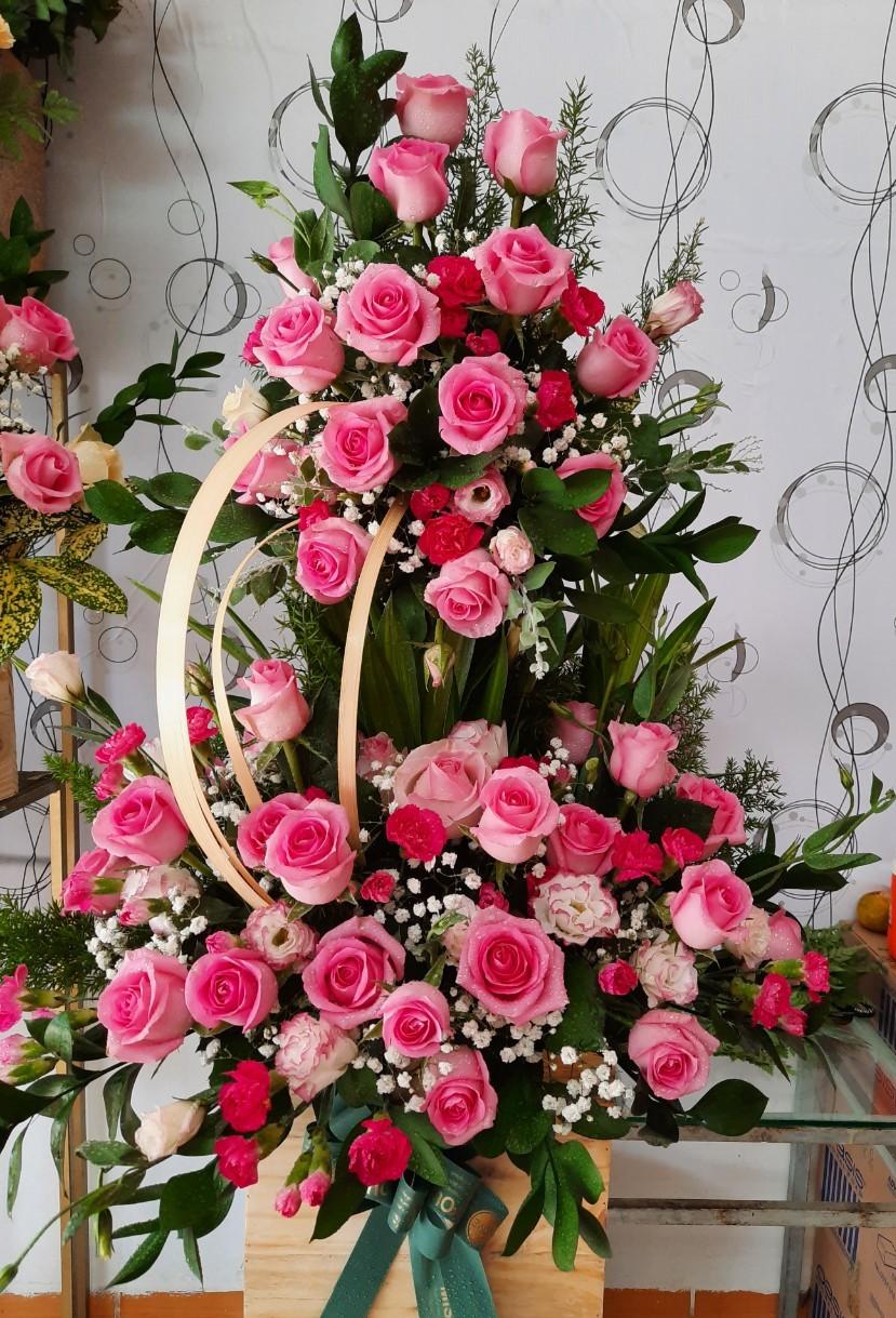 Hoa mừng sinh nhật Vũng Tàu